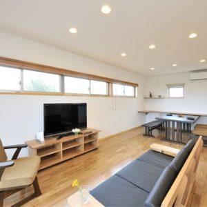 大豆島の邸宅