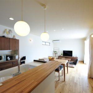 須坂市日滝の邸宅