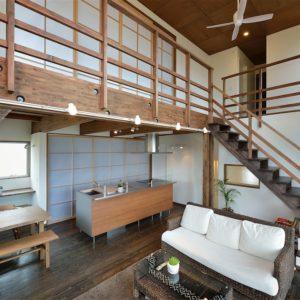 上松の邸宅