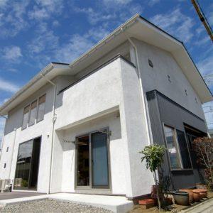 篠ノ井御幣川の邸宅