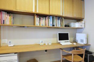趣味室・書斎