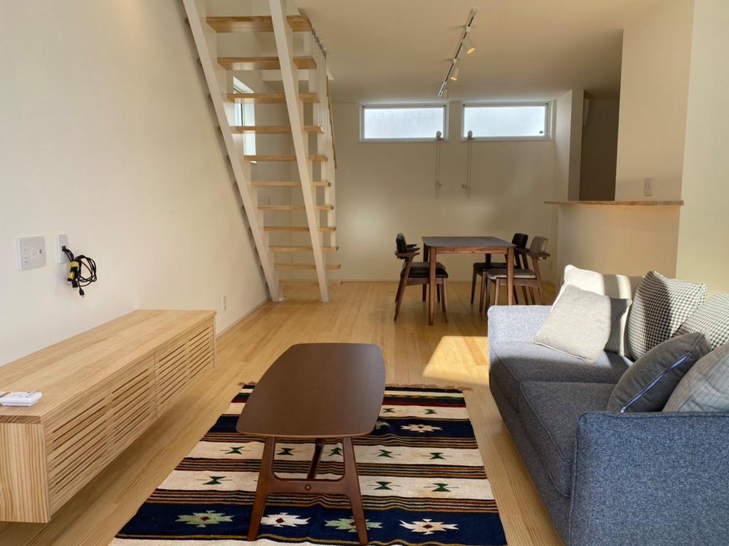 完成内覧会OPEN HOUSE(長野市富竹)