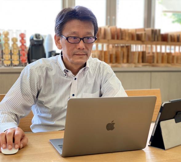 空間工房株式会社 代表取締役 岡本竜人